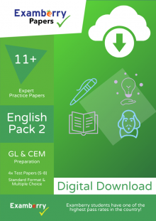 PDF download of 11+ english papers