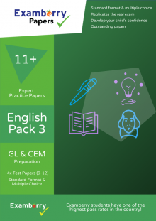 Tough 11+ preparation questions for revision and learning