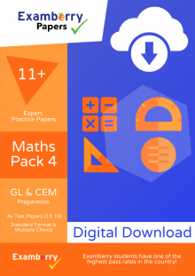 Maths PDF download papers by Examberry