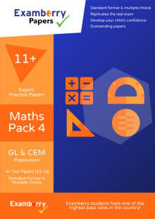 GL and CEM mock exam papers for successful entrance exams