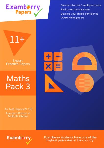 Maths Pack 3 Physical v2