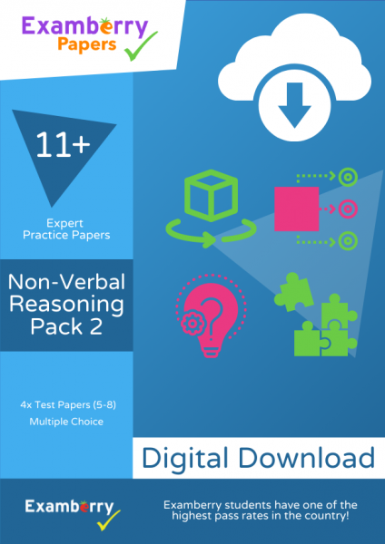 Non Verbal Reasoning Pack 2 Download v2