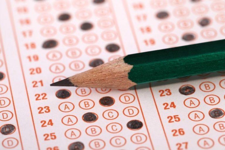 Mock exams multiple choice sheet 2